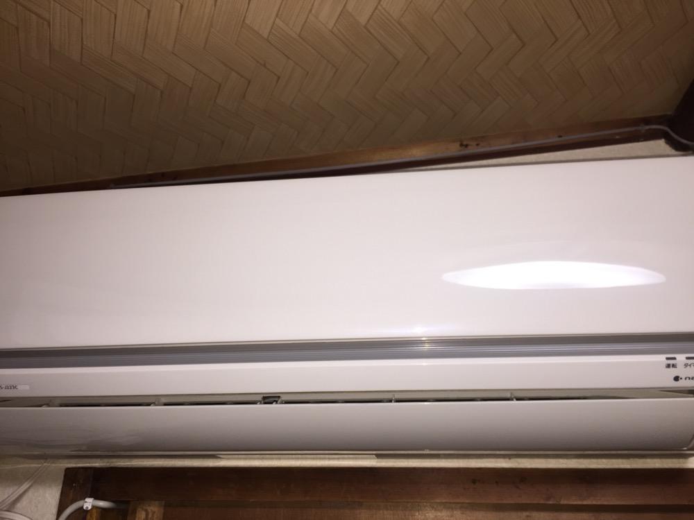 二階エアコン