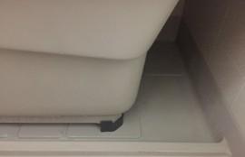 浴室のエプロン内部写真クリーニング後