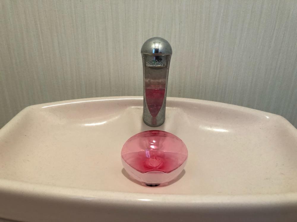 トイレ洗浄前2
