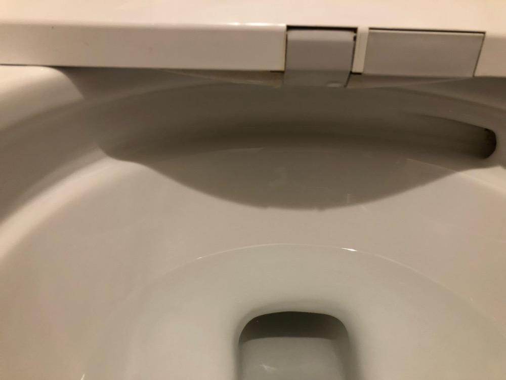 便座下洗浄後