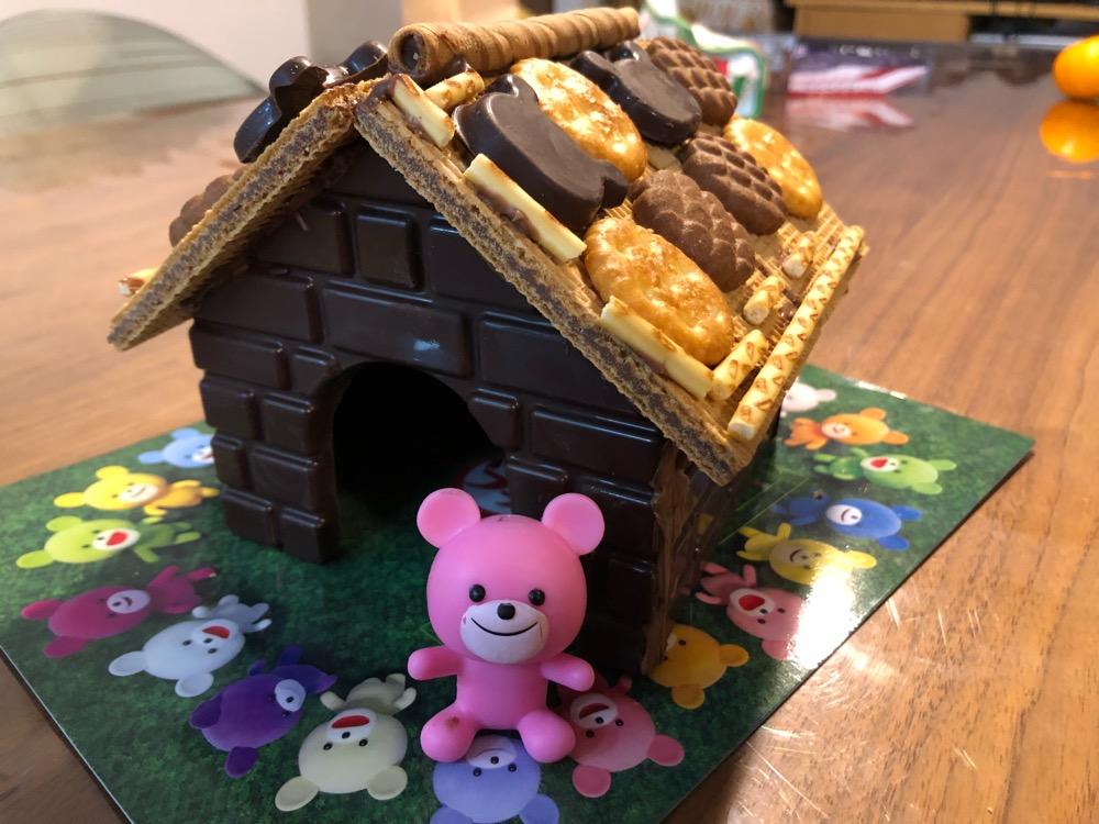 お菓子のお家