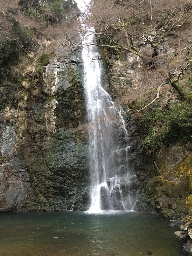 箕面の滝(2)