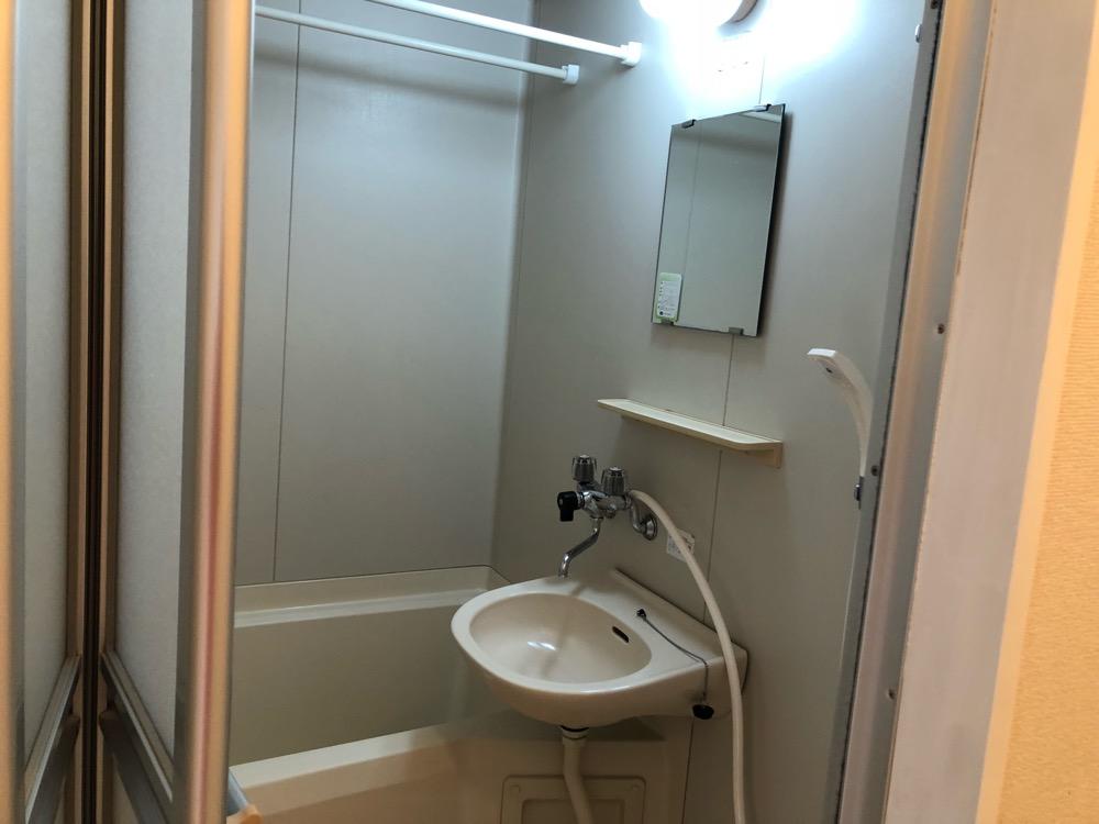 浴室洗浄後1